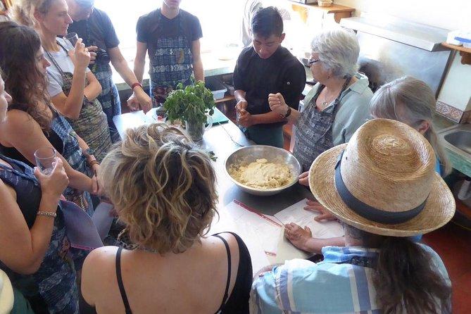 Tour a NGO non profit Vocational Training Center Amigos de Santa Cruz and explore the Mayan village