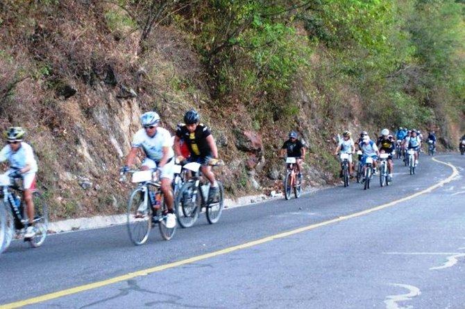 Mountain bike tour in Panajachel