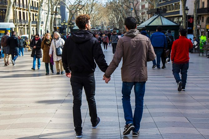 Gay online dating Barcelona