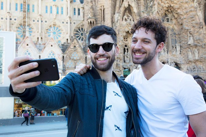 Private Gay Tour della Sagrada Familia: Skip the Line Ticket