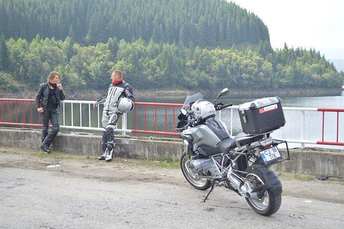 Transalpina motorcycle Tour