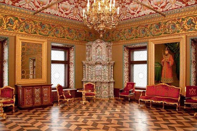 Visite privée : palais Ioussoupov à Saint-Pétersbourg