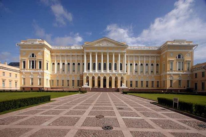 Private Tour of State Russian Museum in St Petersburg