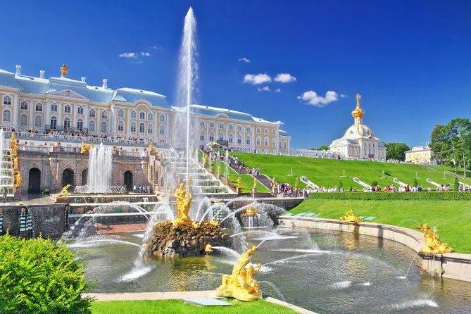 In Summer you simply must visit Peterhof!