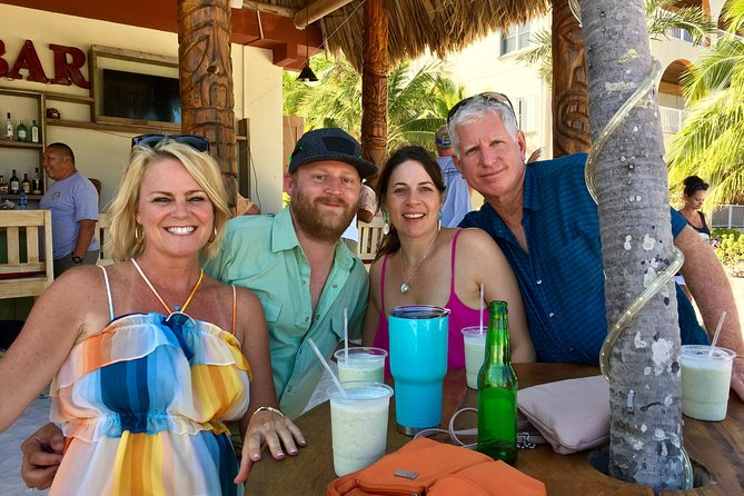 Bar Hopping in Ambergris Caye