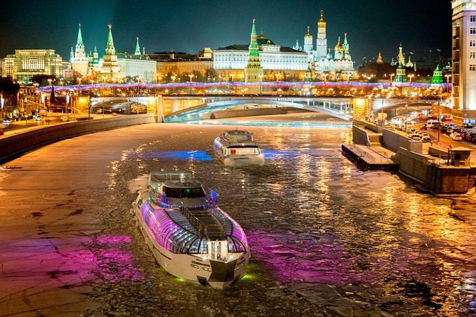 The Best of Moscow in 2 days Private Tour with Russian Lunch and River Cruise