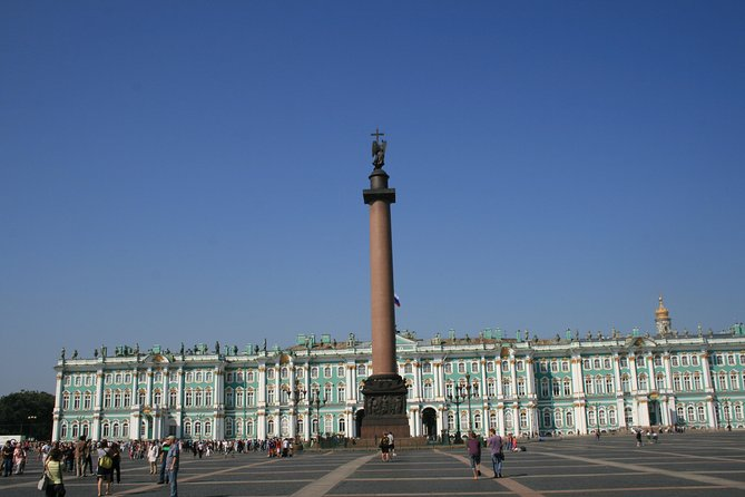 Top 3 St Petersburg city tour