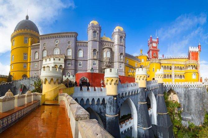 Private Sintra, Cascais, and Cabo da Roca from Lisbon