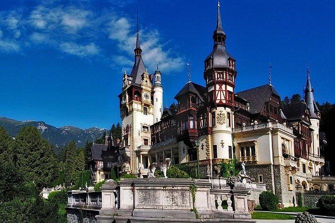 One Day Private Tour into Transylvania