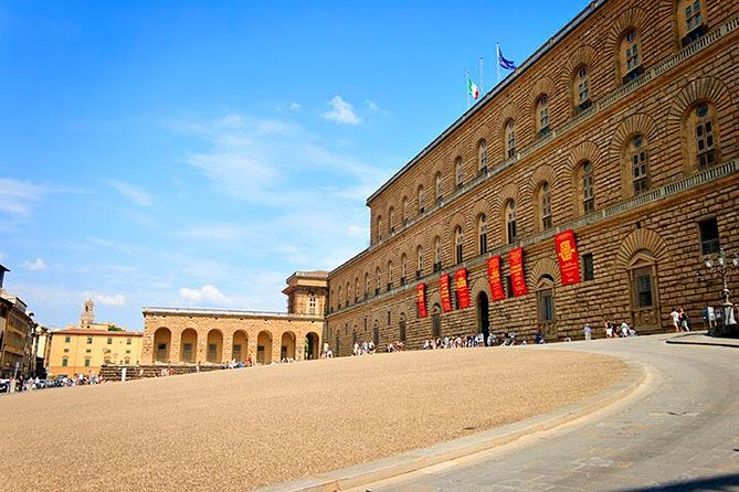Pitti Palace - Private Tour At Galleria Palatina Incl. Tkts To Boboli Gardens
