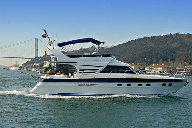 Privat: Princes Islands Dagstur fra Istanbul på din egen yacht