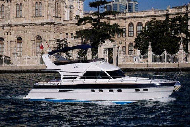 Istanbul Cruise til Svartehavet ved Poyrazkoy på din egen yacht
