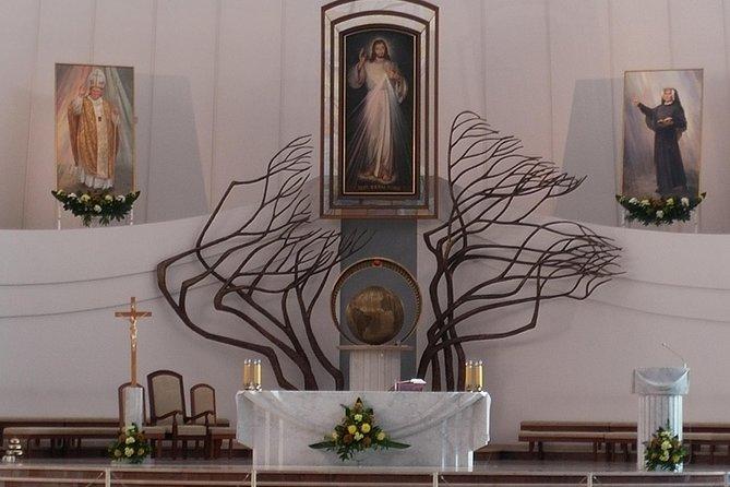 Divine Mercy Tour in Krakow's Lagiewniki District