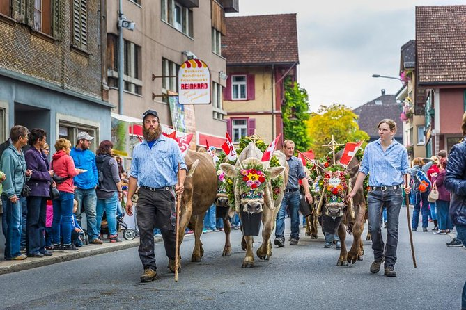 Swiss Cow Parade - Alpine Festival
