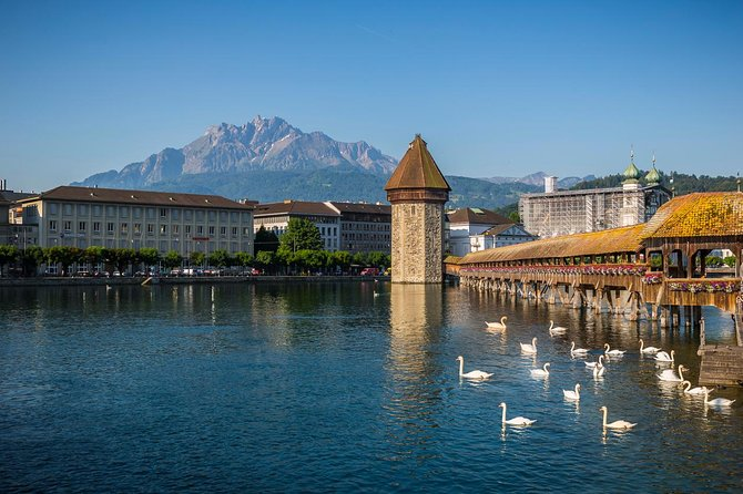 Best of Lucerne Walking Photography Tour