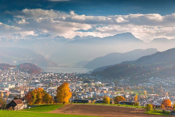 Lucerne Alpine Panorama Trail