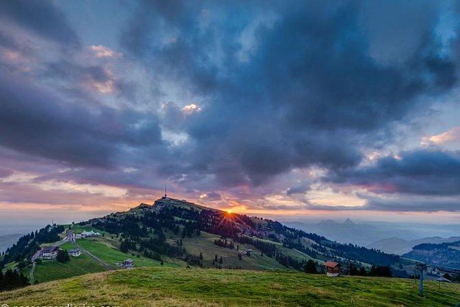 Mount Rigi Sunrise Photo Tour
