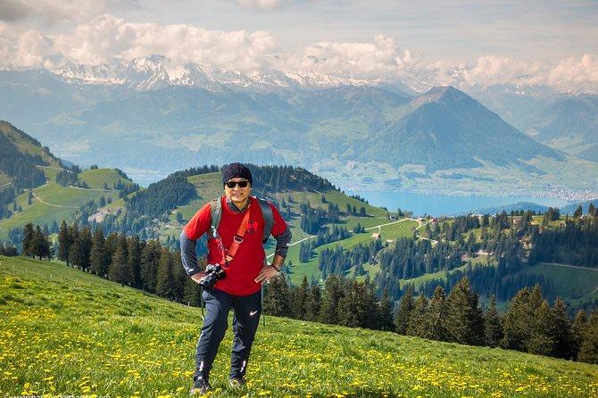 Mount Rigi: Full-Day Photography Tour
