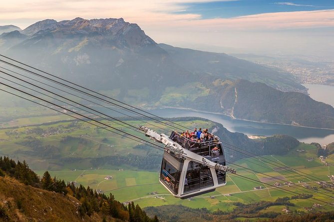 Mt Stanserhorn & Lucerne city day Photography Tour
