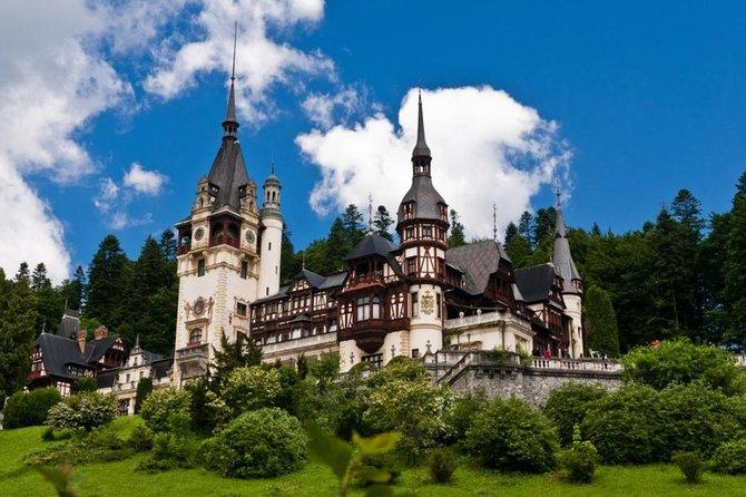 6-Day Private Tour to Sinaia, Bran, Poiana Brasov and Targoviste from Bucharest