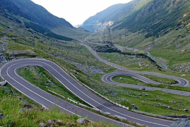 Day Trip to Transfagarasan Road and Dracula's Fortress Poienari from Bucharest