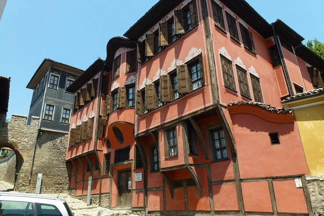 Plovdiv Sightseeing private walking tour