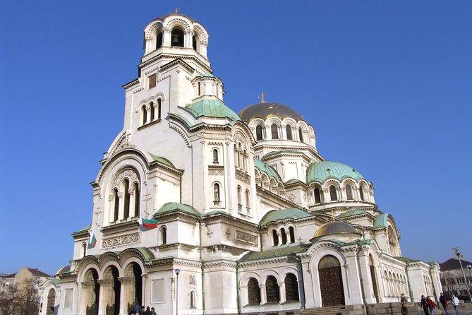 Sofia - privat dagstur fra Plovdiv