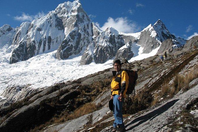4-Day Santa Cruz Trek from Huaraz
