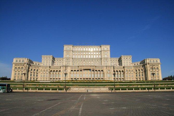 Bucharest Heritage City Tour - The Last Days of Communism
