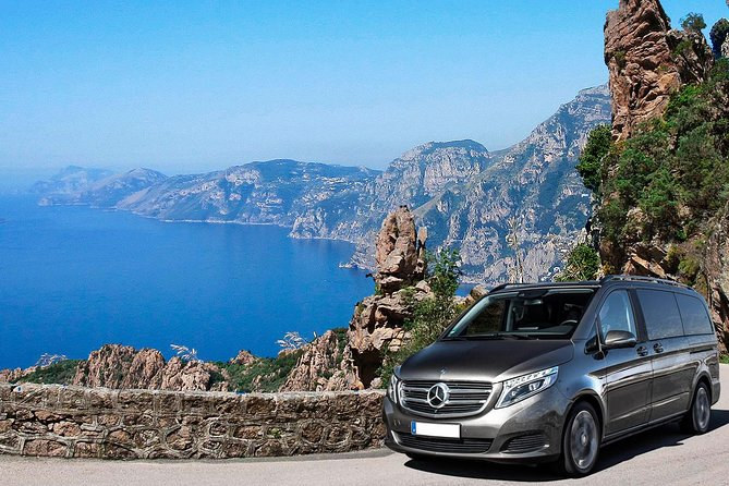 Private Transfer from Positano to Rome or vice versa