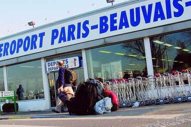 Transfer from Paris to Beauvais Airport