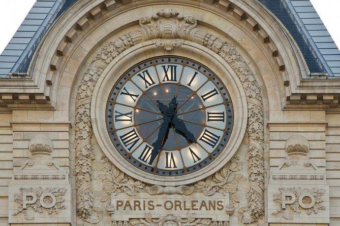Paris Tour including Private Orsay Museum Visit