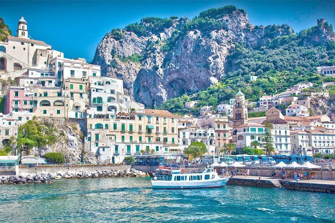 Private Amalfi Coast Road Trip from Sorrento: Positano, Amalfi, and Ravello