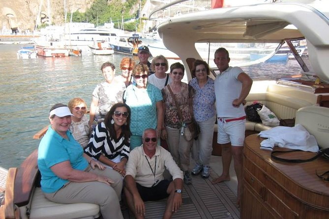 Amalfi Coast Boat Experience: from Sorrento to Positano, Li Galli, Rotonda and Castelletto