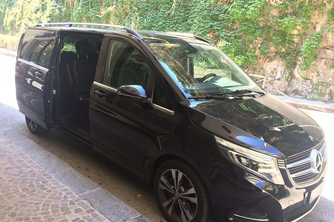 Private Car Transfer from Naples (airport, train station, etc) to Sorrento