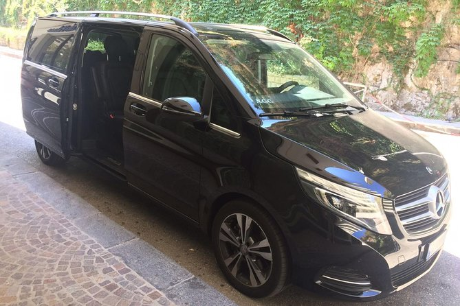 Private Car Transfer from Sorrento to Naples (airport, train station, etc)