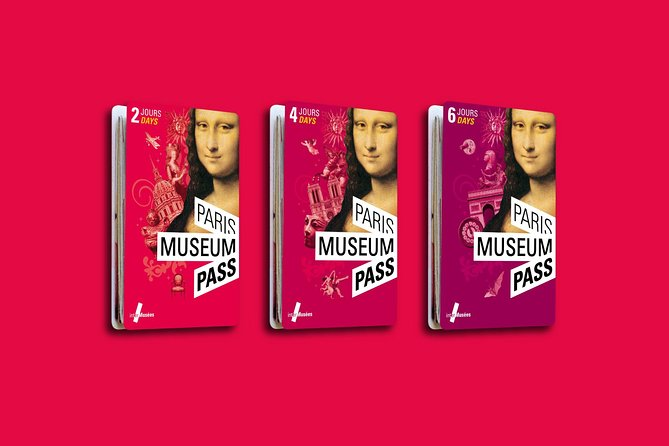 Paris Museum Pass and Eiffel Tower Skip-the-Line Entrance