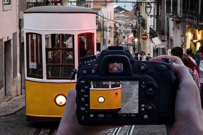 Privéwandeling door Lissabon met een professionele fotograaf