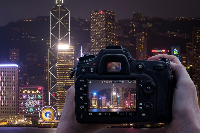 Hong Kong Photography Tour with a Professional Photographer