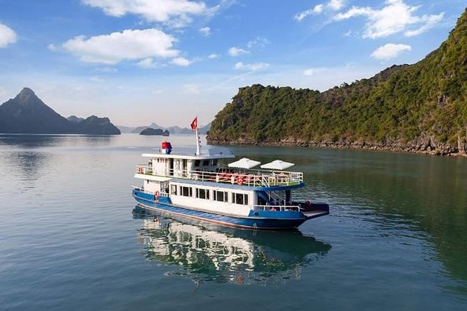 Lan Ha Bay Luxury Cruises one Day Tour Departure From Hanoi