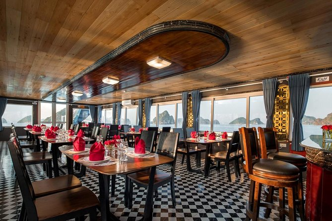 Lan Ha Bay Luxury Cruises one Day Tour Departure From Hanoi