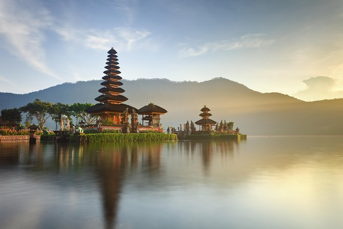 Full-day Balinese Culture and Temples Tour of Bali
