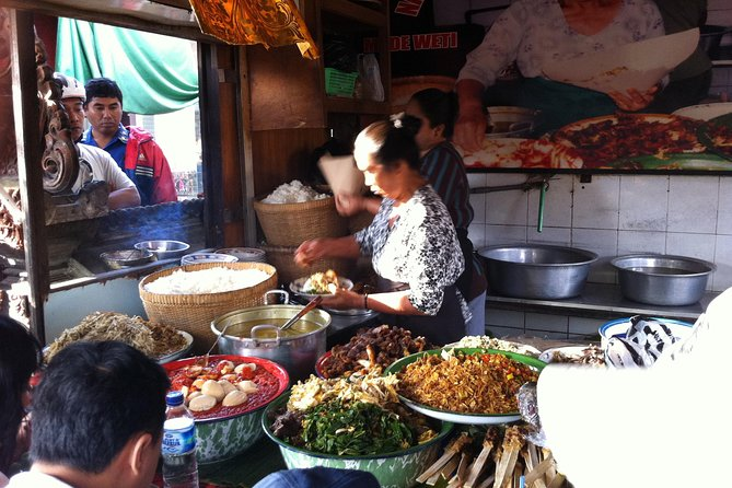 Bali Full Day Culture & Foodie Warung Private Tour (Breakfast & Lunch included)