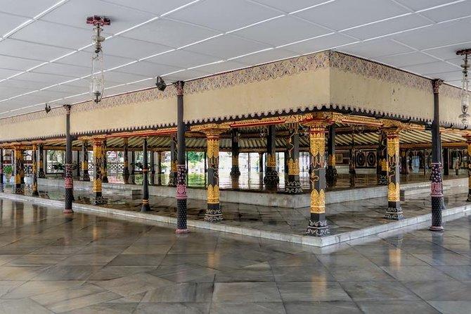 Yogyakarta City Private Half-day Tour