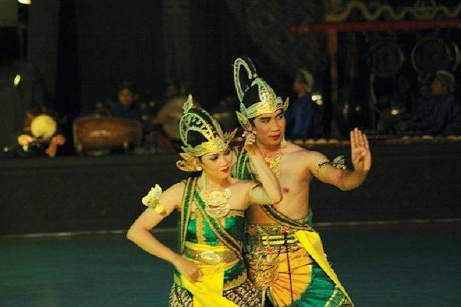 Yogyakarta Dinner with Ramayana Performance