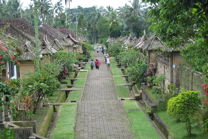 Bali Traditional Village & Indonesian Ethnic Charm (with Lunch)