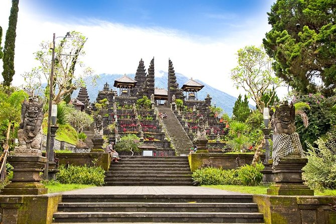 The Majestic Besakih: Private Tour to Bali's Mother Temple