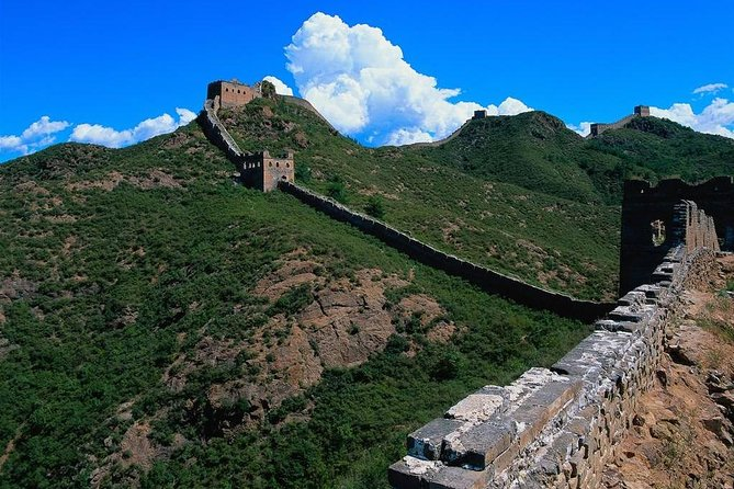 6-Day private Tour Including Great Wall,Terracotta Warriors And Shaolin Temple