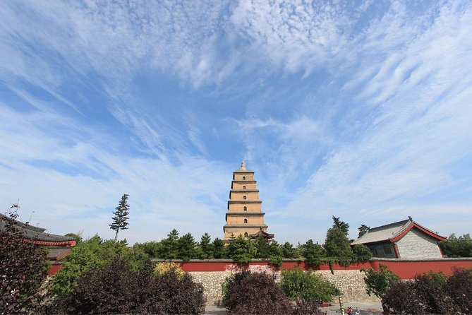 Private Xi'an Day Tour Including Hanyangling Museum And Small Wild Goose Pagoda