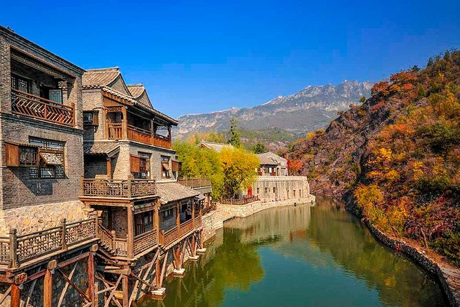 Private Beijing Day Trip Including Gubei water town And Summer palace